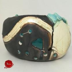 Taça cerâmica