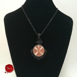 Clover Anchor Necklace